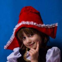 Красная шапочка :: Наталья Даньшина