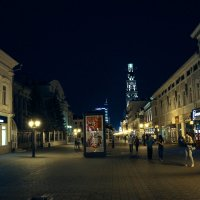 Night Kazan :: Руслан Сайпеев