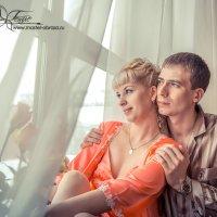 Любить - это смотреть не друг на друга, а в одном направлении :: Татьяна Исаева-Каштанова