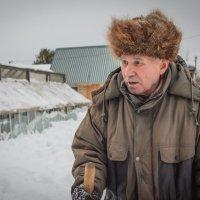 Снежная  зима :: Василий Ахатов