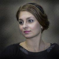НЕЗНАКОМКА... :: Алексей Лебедев
