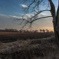 Солнце село :: Игорь Вишняков