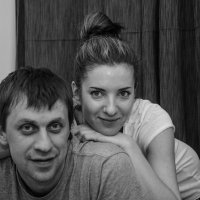 Настя и Миша :: Алексей Бортновский