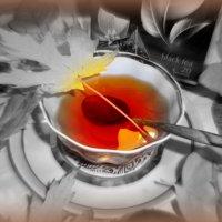 Осенняя чашечка чая!!! :: Людмила Богданова (Скачко)