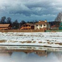 Деревня на современный лад :: Андрей Куприянов