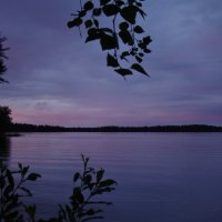 Полночь на озере :: ♛ Г.Король