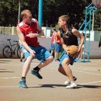 баскетбол :: Анастасия Краснова