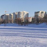 Мой город... :: Владимир Сквирский
