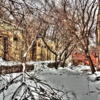 Дао Хаоса :: Андрей Дворкин