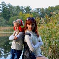 двое :: Анна и Сергей Симоновы