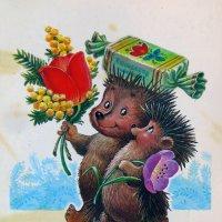 С праздником! :: Наталья Джикидзе (Берёзина)