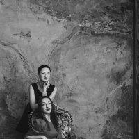 Катя и Лена :: Владимир Михаленко