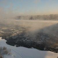 Река Томь, г.Новокузнецк2 :: Павел Савин