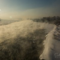 Река Томь, г.Новокузнецк5 :: Павел Савин