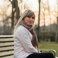 Портрет в парке :: Максим Никитин