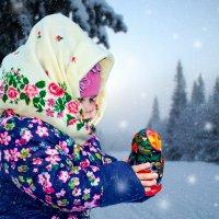 хорошо в лесу зимой... :: Светлана Шаповалова