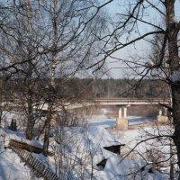 Вид на мост :: Анастасия Дрожжачих