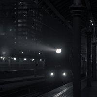 Прибытие поезда :: Микто (Mikto) Михаил Носков