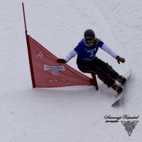 Кубок мира по сноуборду :: Александр Корнейчев