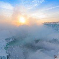 Ниагарский  водопад :: Alex