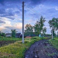 В деревне летом :: Александр Тулупов