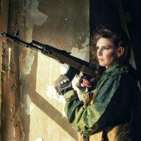 With a Gun :: Александра Зайцева
