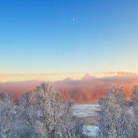 Мороз, солнце и луна :: Oleg Akulinushkin