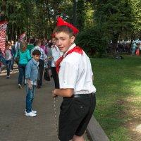 Пионеры. :: Евгений Поляков