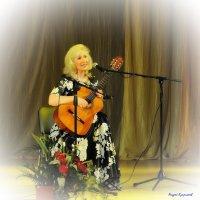 на концерте Марии Леонтьевой :: Андрей Куприянов