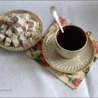 Рахат-лукум - известная восточная сладость. :: Anna Gornostayeva
