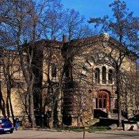 Масонский дом :: Александр Корчемный