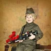 Солдат Елисей :: Katrin Anchutina