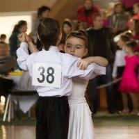 В танце :: Алексей Ревук