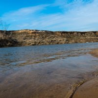 Плещутся нежно воды Днепра... :: Олег Козлов