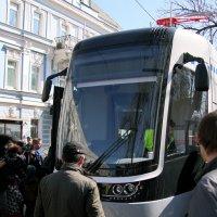 Вот такие новые трамвайчики :: Олег Лукьянов