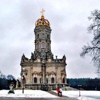 Храм Знамения Пресвятой Богородицы :: Сергей F