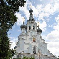 Собор Владимирской иконы Божией Матери :: Владимир Клюев