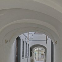 Белыйф город, белые тоннели :: M Marikfoto