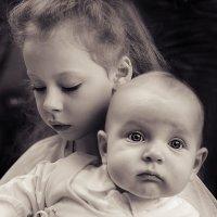 Девчонка лучше поймёт девчонку... :: Ирина Данилова