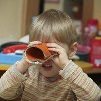 Завтрак в детском саду :: Дмитрий Сахончик