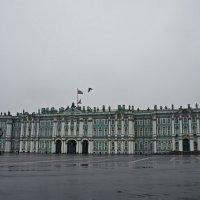 Дворцовая площадь. Зимний дворец :: Елена Смолова