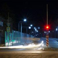 Огни небольшого города :: Елена Крашакова