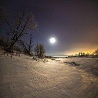 Лунная зима :: Андрей Иванов