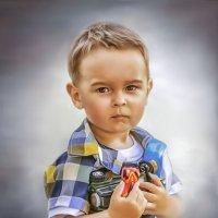 Давай играть ... :: Ирина Полунина