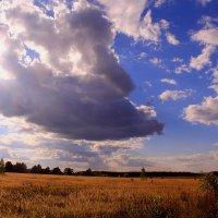 И падало небо на землю :: Татьяна Ломтева