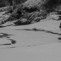 течет река .... :: Алексей Туркин