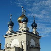 Небесные купола :: Натали Акшинцева