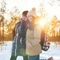 В закатном солнце :: Наталья Ерёменко