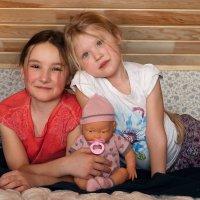 Сестрёнки... :: Владимир Хиль
