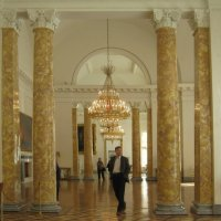 В залах Александровского дворца... :: Tatiana Markova